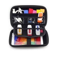"""2.5"""" Bag Case For External Hard Drive Disk Cable Organizer Bag Portable HDD Box"""