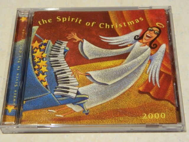 The Spirit Of Christmas 2000 CD [Australian artists]