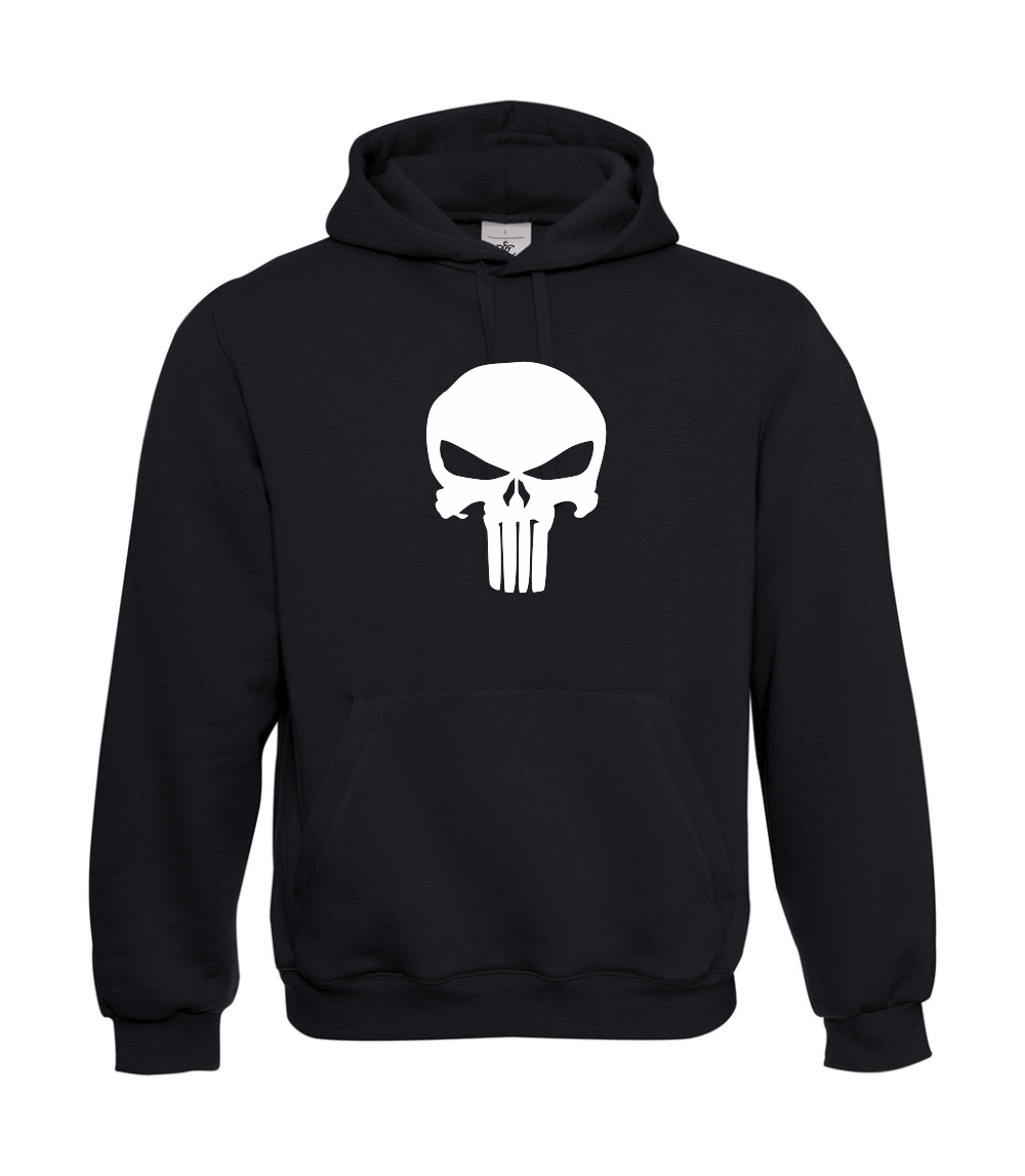 Herren Hoodie I Kapu I The Punisher bis 5XL | Verkaufspreis