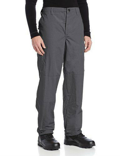 BDU pants Tru-Spec CHARCOAL GREY 65 35 Poly Cotton Rip-Stop