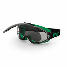 Welding Goggles- Uvex Ultrasonic Flip-Up Lens Safety Goggles- Shade 5