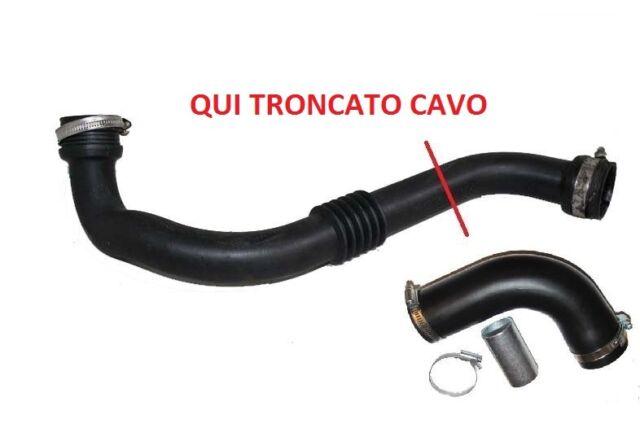 TUBO TURBO D'ARIA MANICOTTO INTERCOOLER RENAULT MEGAN II 1.9 DCI 8200658187
