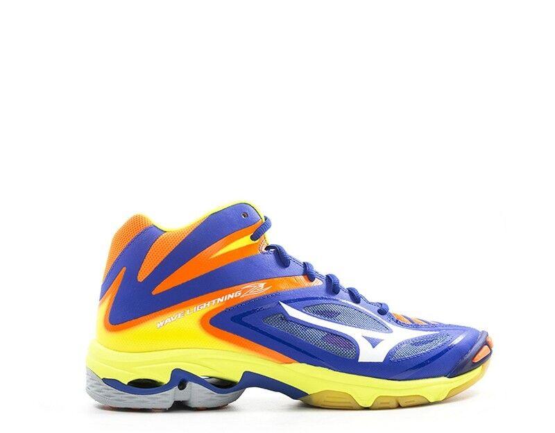 Schuhe MIZUNO Mann BLU PU,Stoff V1GA1705-73