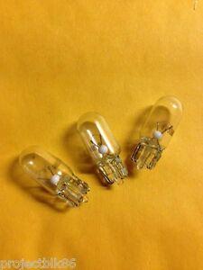 3-WEDGE-BASE-LAMP-8v-300mA-BULB-Pioneer-SX-680-SX-880-SX-780-SX-580-SX-650-DIAL