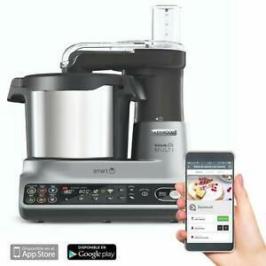 Kenwood-kCook-Multi-Smart-CCL450SI-Robot-de-Cocina-Controlable-con-Wifi-y-App