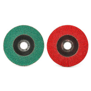 "180mm 7 Inch Sanding Flap Disc Grinding Wheel Discs for Metal 80 Grit 7//8/"" Bore"