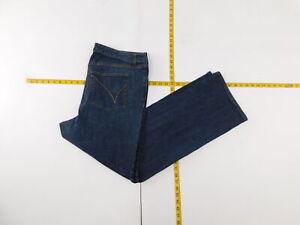 Womens-Venezia-5-Plus-Denim-Jeans-Blue-Stretch-Boot-Cotton-Blend