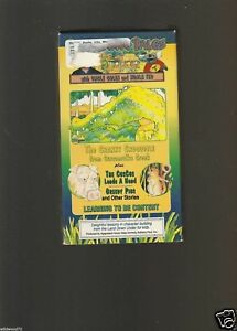 Billabong Tales: The Cranky Crocodile from Curramulka Creek (VHS, 1992) - Greensboro, North Carolina, United States - Billabong Tales: The Cranky Crocodile from Curramulka Creek (VHS, 1992) - Greensboro, North Carolina, United States