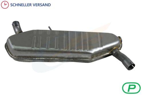 Endschalldämpfer OPEL VECTRA C Kombi SIGNUM 1.9 CDTi 2.0 2.2 DTi 03-09 Endtopf