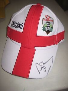Andrew-Strauss-England-former-Test-Captain-signed-England-Cricket-Cap-COA