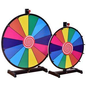 Glücksrad Spielzeug Farbe Rad Spiele für Lotteriespiele, Prize Wheel, Wortspiele