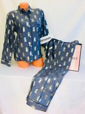 2dde01500f1c99 item 2 Victoria's Secret NWT Modal Mayfair PINEAPPLE Foil Pajama Set Pajamas  Sz XS/S -Victoria's Secret NWT Modal Mayfair PINEAPPLE Foil Pajama Set  Pajamas ...