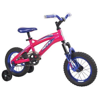 Huffy Flair Kids Girls 12 Inch Bike Bicycle With Training Wheels Ages 3 To 5 28914229195 Ebay