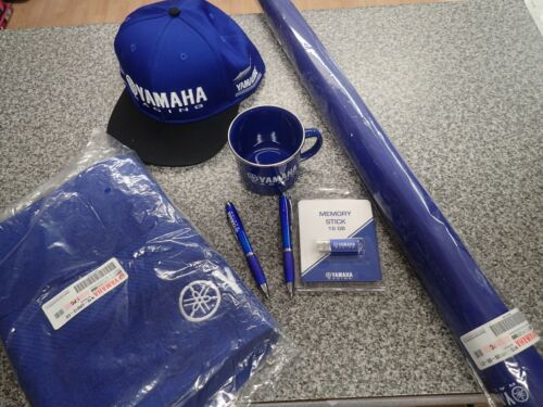 Genuine Yamaha Paddock Blue Racing Pack
