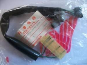 FAISCEAU ELECTRIQUE NEUF ORIGINE HONDA MTX 50 REF 37619-GF9-621 - France - État : Neuf: Objet neuf et intact, n'ayant jamais servi, non ouvert, vendu dans son emballage d'origine (lorsqu'il y en a un). L'emballage doit tre le mme que celui de l'objet vendu en magasin, sauf si l'objet a été emballé par le fabricant d - France