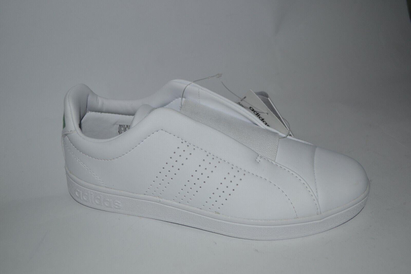 zapatos zapatos zapatos ADIDAS  MOCASSINO MODA FASHION BIANCO PELLE 37 1 3 39 40 2 3  centro comercial de moda