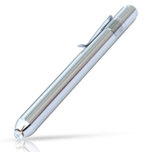 Medical First Aid LED Pen Light AAA Flashlight Torch Doctor Nurse EMT Flashlight