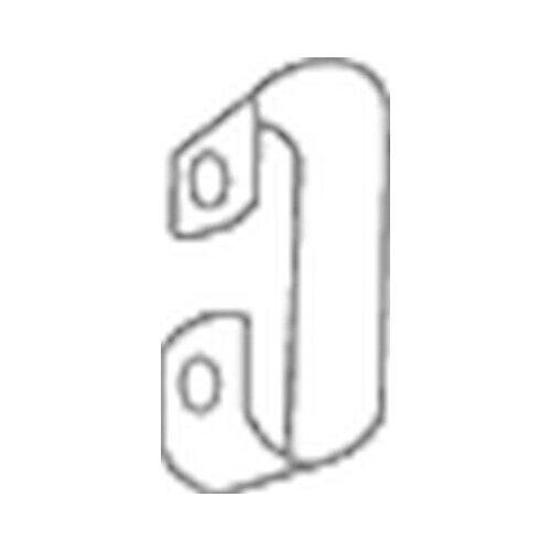 Abgasanlage Bosal 251-235 Halter