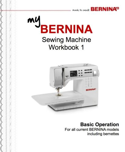 CD Parts BERNINA Record 830 831 832 Instruction//Workbook or Service manual
