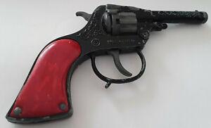 Vintage Grec western jouet pistolet Boîte de Pilaz nº 6 Made in Grèce!!!