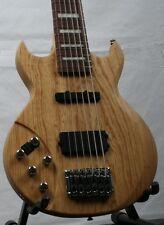 Acepro noble-e Bass, 6-Saiter, macizo Fresno-cuerpo, activo, zurdo left Hand
