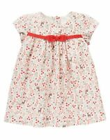 Gymboree Forest Sprouts Deer Forest Cordoroy Dress Baby Toddler 18-24m