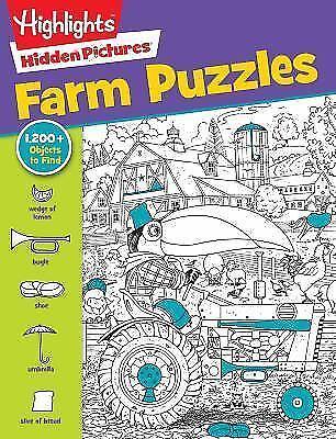 Farm Puzzles  New
