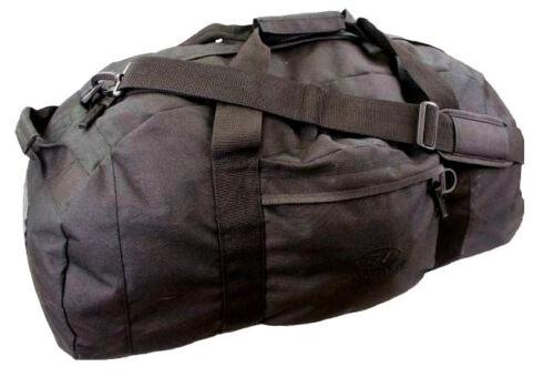 65 L BASE CAMP DUFFLE BAG waterproof loader rucksack expedition pack SAS Black