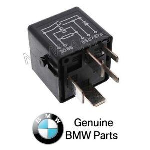for bmw e36 e46 e60 323i 325i 545i black abs cycle relay 5. Black Bedroom Furniture Sets. Home Design Ideas