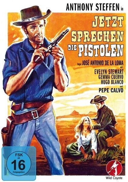 Jetzt sprechen die Pistolen, 1 DVD