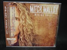 MITCH MALLOY Making Noise + 1 JAPAN CD American Singer-Songwriter Melodious Hard