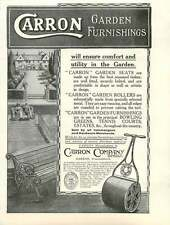 1909 Carron Stirlingshire Will Ensure Comfort And Utility Ad
