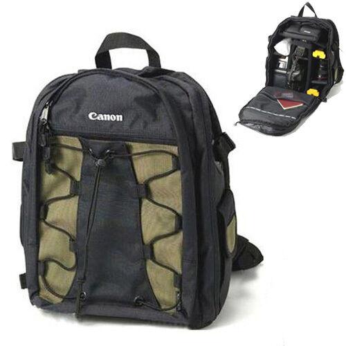da3353f792cb Canon Camera Deluxe Backpack 200EG Bag DSLR SLR for sale online