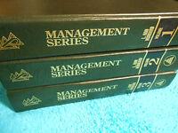 MANAGEMENT SERIES Vol. 1,2,3 L. Ron Hubbard ENGLISCH 978-0884040903