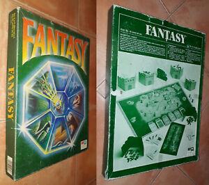 Fantasy-Editrice-Giochi-EG-1990-Gioco-scatola