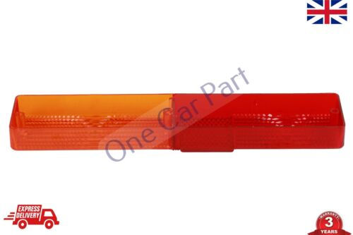 Rear Light Tail Lamp LENS F MF Ferguson 300er Series and 1007 Left U Right Fit