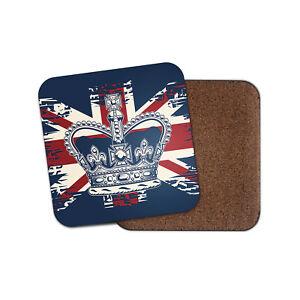 Coasters Home, Furniture & DIY British UK Red Bus Tower Bridge Royal Queen Gift #14906 London England Coaster