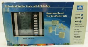 Professional-Weather-Center-with-PC-Interface-WS-2310-THE-WEATHER-CHANNEL-New