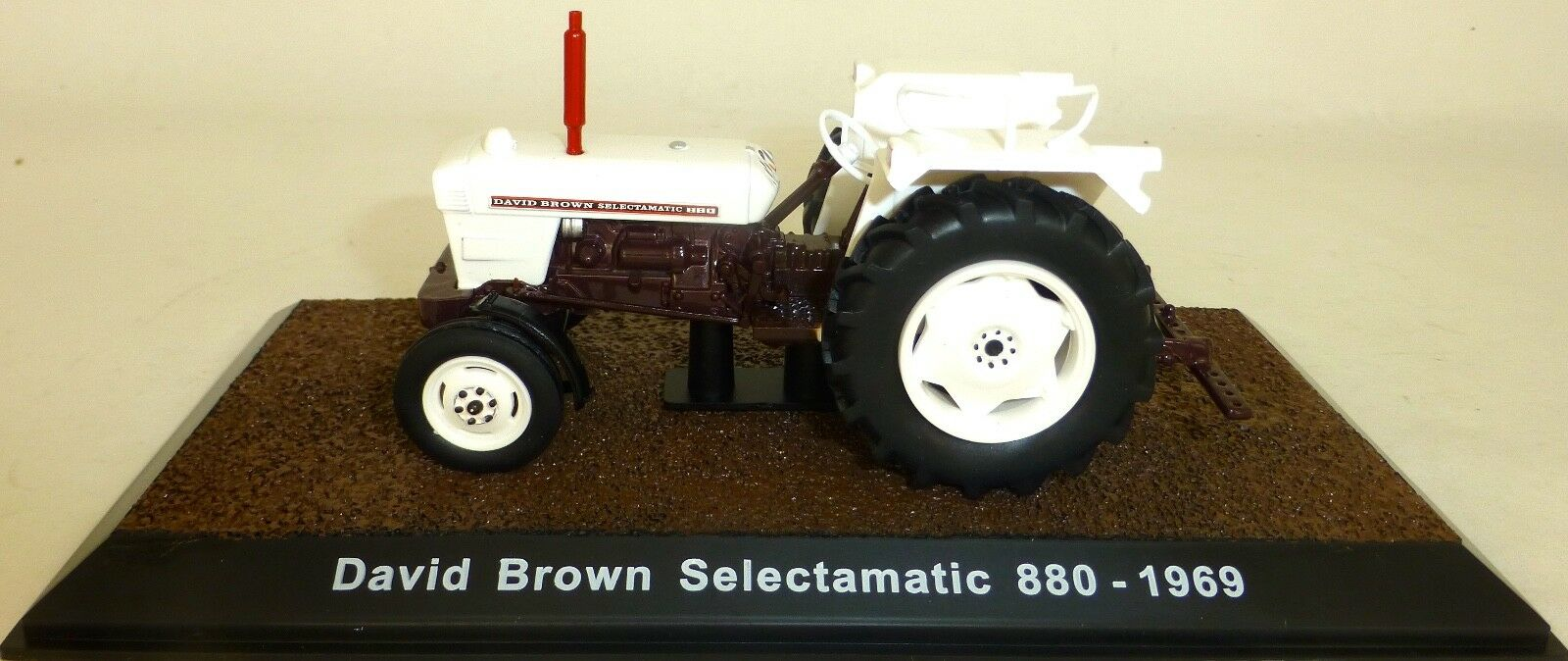 DAVID BROWN SELECTAMATIC 880 -1969 TRACTEUR ATLAS 1 3 2 emballage d'origine 029