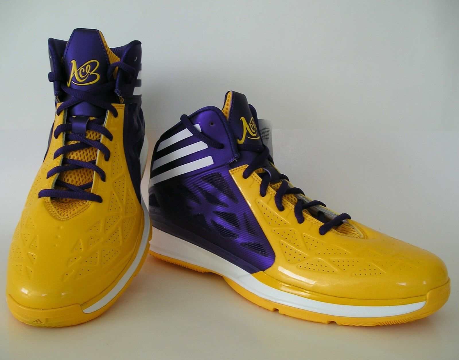 LIMITED ED~Adidas CRAZY FAST Basketball 2 ACE3 Candace Parker Basketball FAST qucik Shoe~Sz 12.5 acd278