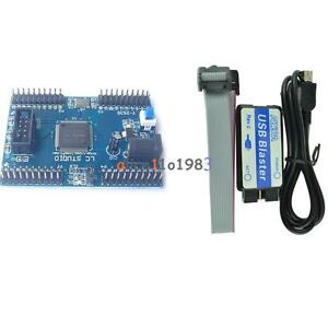 Altera Max Ii Epm240 Cpld Board & Usb Blaster Fpga Programmer Epm240t100c5n Development Kit For Fast Shipping Integrated Circuits Electronic Components & Supplies