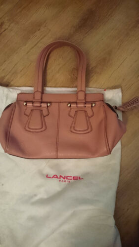 Lancel Excellent Main À Sac État xwZF8q6