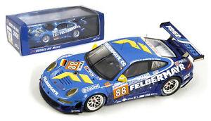 Spark S1909 Porsche 997 GT3 RSR 'Felbermayr Proton' #77 Le Mans 2008 - 1/43