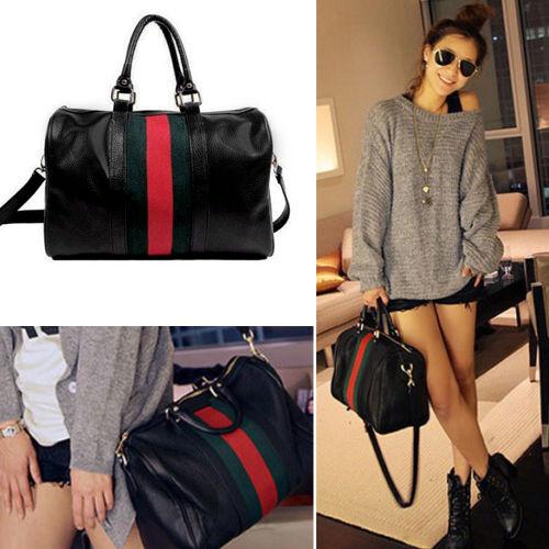 Fashion Women Handbag Shoulder Bags Tote Purse PU Leather Messenger Hobo Bag New