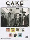 Cake -- Guitar Tab Anthology: Guitar Tab by Cake (Paperback / softback, 2007)