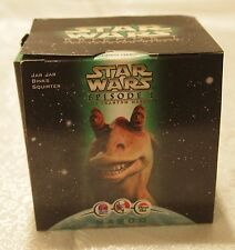 NIB Star Wars Episode I The Phantom Menace: Jar Jar Binks Squirter Naboo