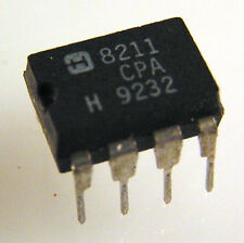 Harris ICL 8211 CPA Programmable Voltage Detector IC 8 Pin DIL MBE020a