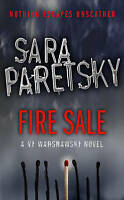 Fire Sale: A V.I. Warshawski Novel, Paretsky, Sara, Used; Good Book
