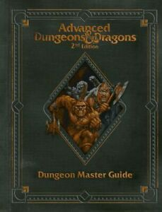 1x-Dungeon-Master-Guide-Premium-Edition-New-Near-Mint-Products-D-amp-D-AD-amp-D-2e-2