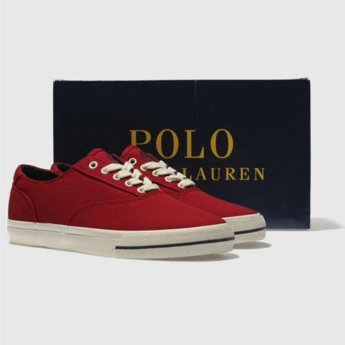 11 Rouge 92 Polo Lauren Baskets Bavettes Ralph Taille qUWg04R